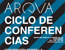 ARQUA Ciclo Conferencias
